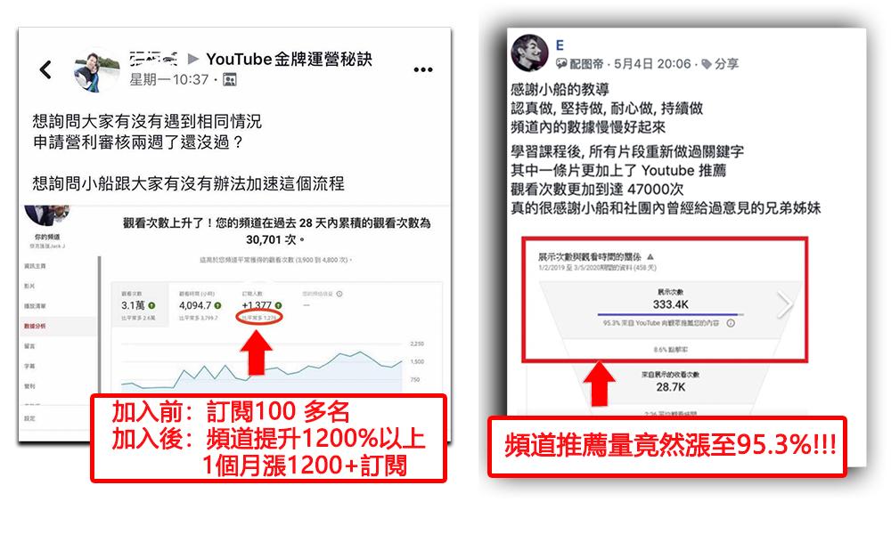 學員經營YouTube案例-1