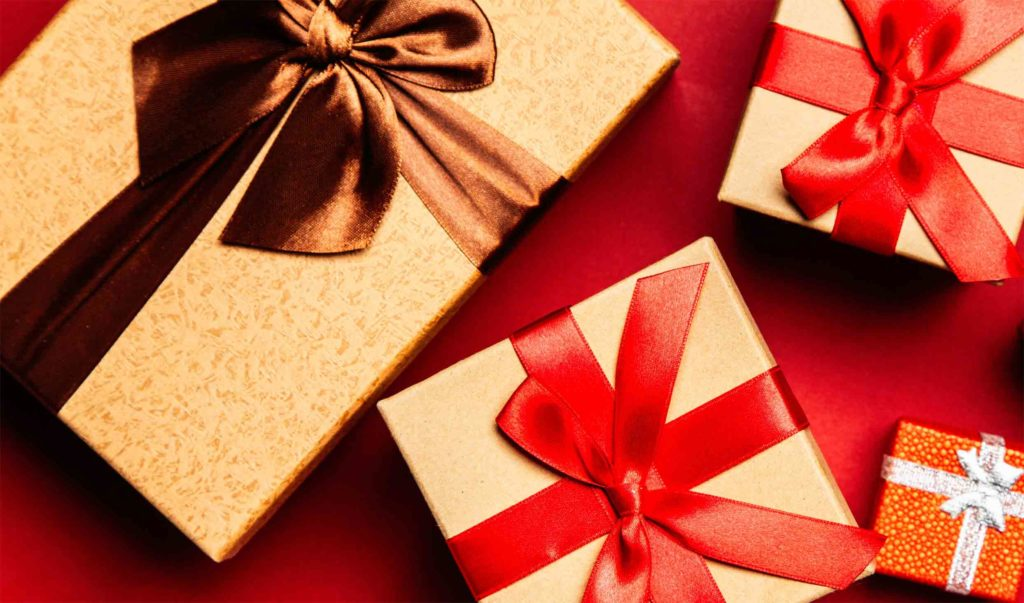 加贈4個大禮包