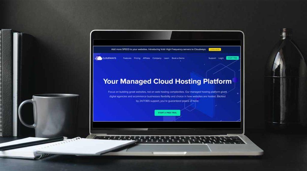 使用Cloudways架設WordPress網站