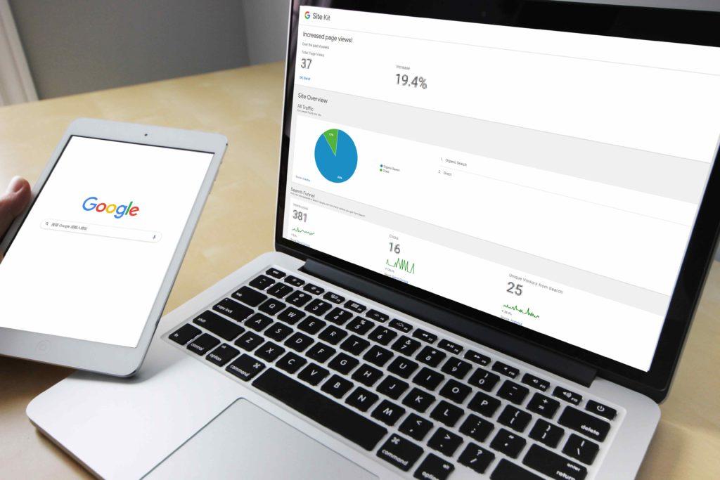 WordPress教學│Site Kit by Google外掛,1次整合所有Google分析工具!